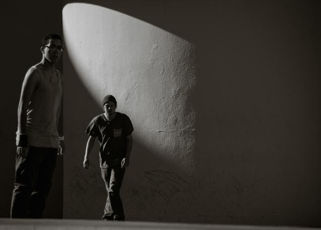 Skaters V - Jose Antonio Rodríguez - 2014