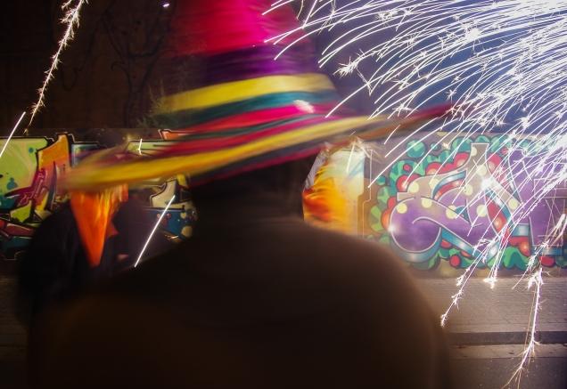 Sombrero Arcoiris - Jose Antonio Rodríguez - 2016